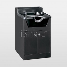 Standing Backwash with Chrome Finishing