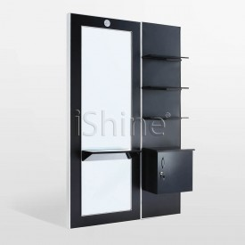 Lucent Single-Sided Display Mirror - Romford