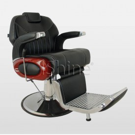 SABER Premium Barber Chair with Extended Footrest IS009