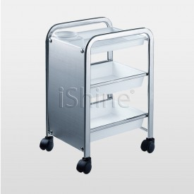 Portable Hairdresser's Trolley with Easy Mobility IS118