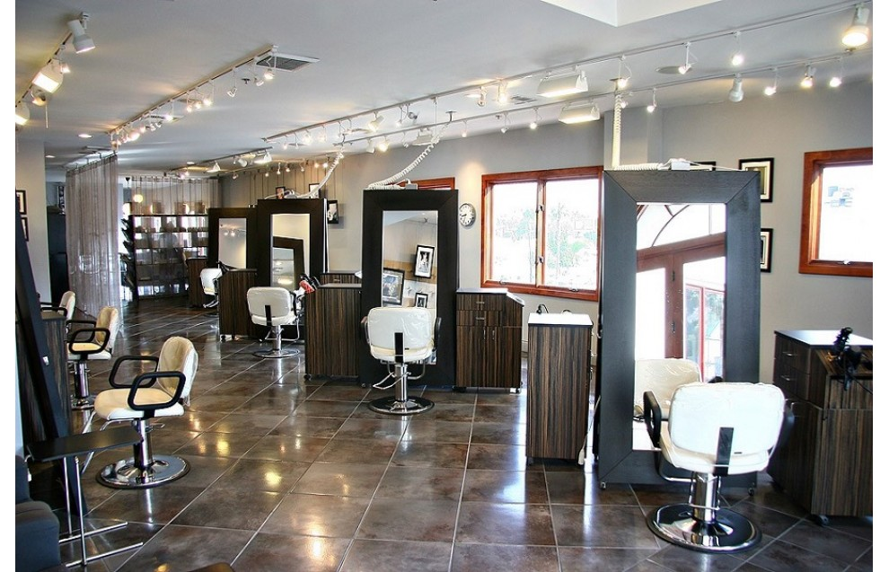 SALON DESIGN IDEAS